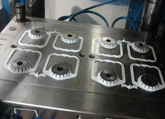 Package injection mold